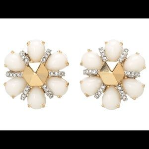 Juicy Couture Daisy Stud Earrings!! Nwt!!